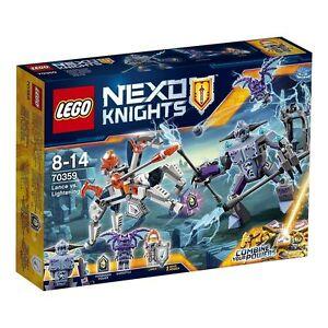 LEGO® NEXO KNIGHTS™ 70359 Lance gegen Lightning Sonderset NEU/OVP NEW MISB