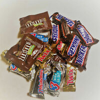 Bulk Mars Chocolate Favorites Variety Mix Candy Bars,Treat (select size)