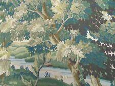 Cowtan & Tout Curtain Fabric 'RICHMOND' Antique 2 METRES (200cm) - 100% Linen