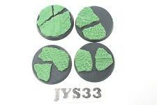 Bases Ruine Bases With Greenstuff - JYS33