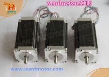 UE Free! wantai Nema 23 3pcs Step Moteur 425oz-in 4.2 adual Shaft Étape moteur