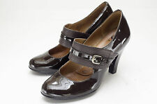 Sofft 7 Brown Mary Jane Pumps Womens Shoes