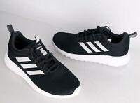 Adidas Lite Racer CLN Damen Sneaker Turnschuhe Cloudfoam Gr. 40,5 / 8.5 schwarz