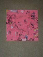 So Youn Lee original art drawing post it show not a print Giant Robot soyounlee
