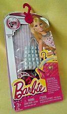 Barbie Accessory Pack New 2014 Purse Sunglasses Tiara Sandals Pink Pumps Cfx30*