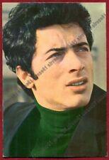 DON BACKY 01 CANTAUTORE CANTANTE ATTORE singer actor SANTA CROCE sull'ARNO 1967