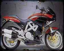 Bimota Db3 Mantra 6 A4 Metal Sign Motorbike Vintage Aged