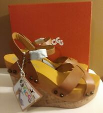 a18f69f8272c2 SZ.10 NWB Women s FLOGG LEATHER LEXI SANDALS