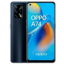 "OPPO A74 5G FLUID BLACK 128GB ROM 6GB RAM DUAL SIM ANDROID DISPLAY 6.43"" FHD"
