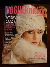 VOGUE Knitting Winter 20110/11 - Free Shipping