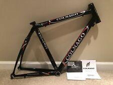 New Colnago Strada SC Scandium Carbon Frame 51cm 1.3k Italy Made