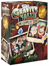 Gravity Falls: The Complete Series (DVD)