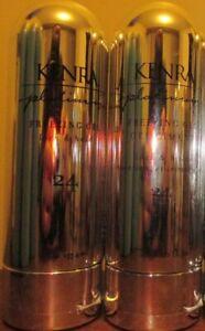 (2) Kenra 24 Platinum Freezing Gel Lock & Hold 6 oz Bottles