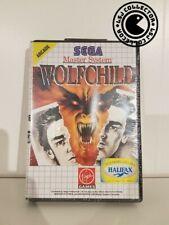 Wolfchild - master system - blister
