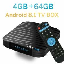 T95 X2 Android TV Box 4GB/64GB, Android 8.1, Amlogic S905X2 Quad-core cortex-A53