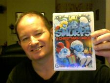 THE SMURFS CHRISTMAS CAROL DVD  PERFECT XMAS FAMILY VIEWING  FREE UK POST