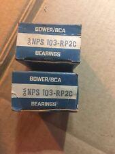 BCA NPS 103-RP2C bearing