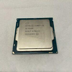 Intel Quad Core i5-6400 SR2L7 2.70GHz  CPU Processor