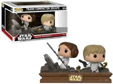 FUNKO POP STAR WARS - MOVIE MOMENTS POP N° 224 - TRASH COMPACTOR ESCAPE