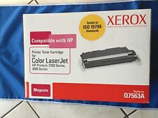 Toner für HP Color Laserjet 3000 2700 Magenta Q7563A Print Cartridge Xerox