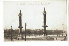 CPA-Carte postale-FRANCE -  Bordeaux - Les Colonnes Rostrales - S605