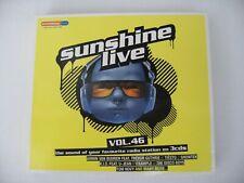 Sunshine Live Vol.46 3 CD`s