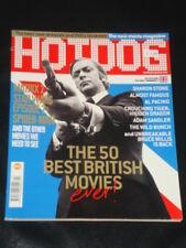 HOTDOG magazine 2001, Michael Caine, Adam Sandler, Al Pacino, Bruce Willis, RARE