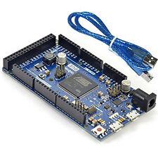 DUE R3 Board SAM3X8E 32-bit ARM Cortex-M3 Control Module + USB Cable for Arduino