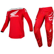 Fox Racing 180 Honda Off Road MX Gear Set Red Large / 34
