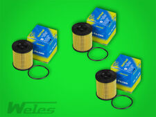 3 x SH4784 Ölfilter OPEL ZAFIRA VECTRA B C ASTRA G 1,8 16V OMEGA B 2,5 2,6 3,0