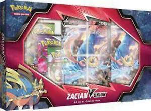 Pokémon TCG: V-Union Special Collection - Zacian