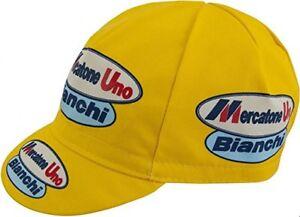Cap Summer Signings Uno, Bianchi Vintage Bike Tour de France Retro Cycle