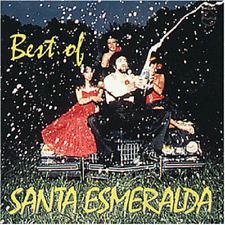 SANTA ESMERALDA - BEST OF SANTA ESMERALDA  CD  6 TRACKS INTERNATIONAL POP  NEUF
