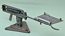 Old Vintage Antique ELEY ? Clay Pigeon Thrower Trap Shooting Machine