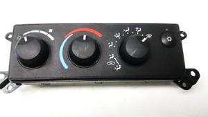2008-2011 Dodge Dakota AC Heater Temperature Control w/non-heated back glass