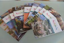 Spanien Andalusien Reiseführer Regionen Reisekarten und Reiseführer
