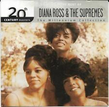 Diana Ross & the Supremes [The Millennium Collection] Compilation CD Album, 2016