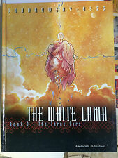 The White Lama 3 by Alexandro Jodorowsky, Bess Humanoids HC WHOLESALE  x 3