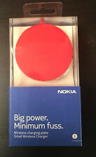 Original Retail Box Nokia DT601 Wireless Qi Charging Plate Pad For Lumia 9201020