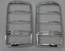 Feu Arrière Chrome feu arrière panneaux pour Dodge Nitro à partir de 07