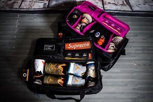 Sneaker Duffle Bag / Travel Bag