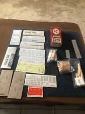 Campbell #403 Speeder Shed & Ice House HO scale Craftsman Kit NOS