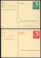 Federal 1949 pso1-2 muy cosas ** fresco postales (z7412b