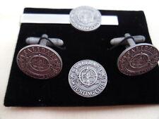 Taliban Hunting Club Cufflink /Tie slide/ lapelpin set