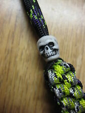 Tactical Knife Lanyard Zombie Undead Infection w/ Skull FREE S/H