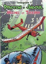 Piroton Jadoul intégrale Michel et Thierry n° 1 éditions Hibou