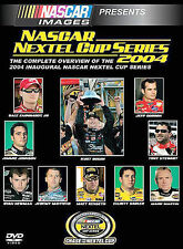 Nascar Nextel Cup Series 2004 DVD NEW Factory SEALED (DVD 2005) free shipping
