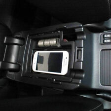 for Subaru XV 2012-2016 Accessories Interior Armrest Storage organizer Box  1PCS