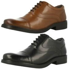 Mens Hush Puppies Formal Oxford Shoes-Rockford oxford