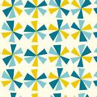 Pinwheels by Birch organic cotton 112cm (wide) x 25cm (long)